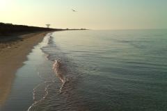 бесконечный пляж